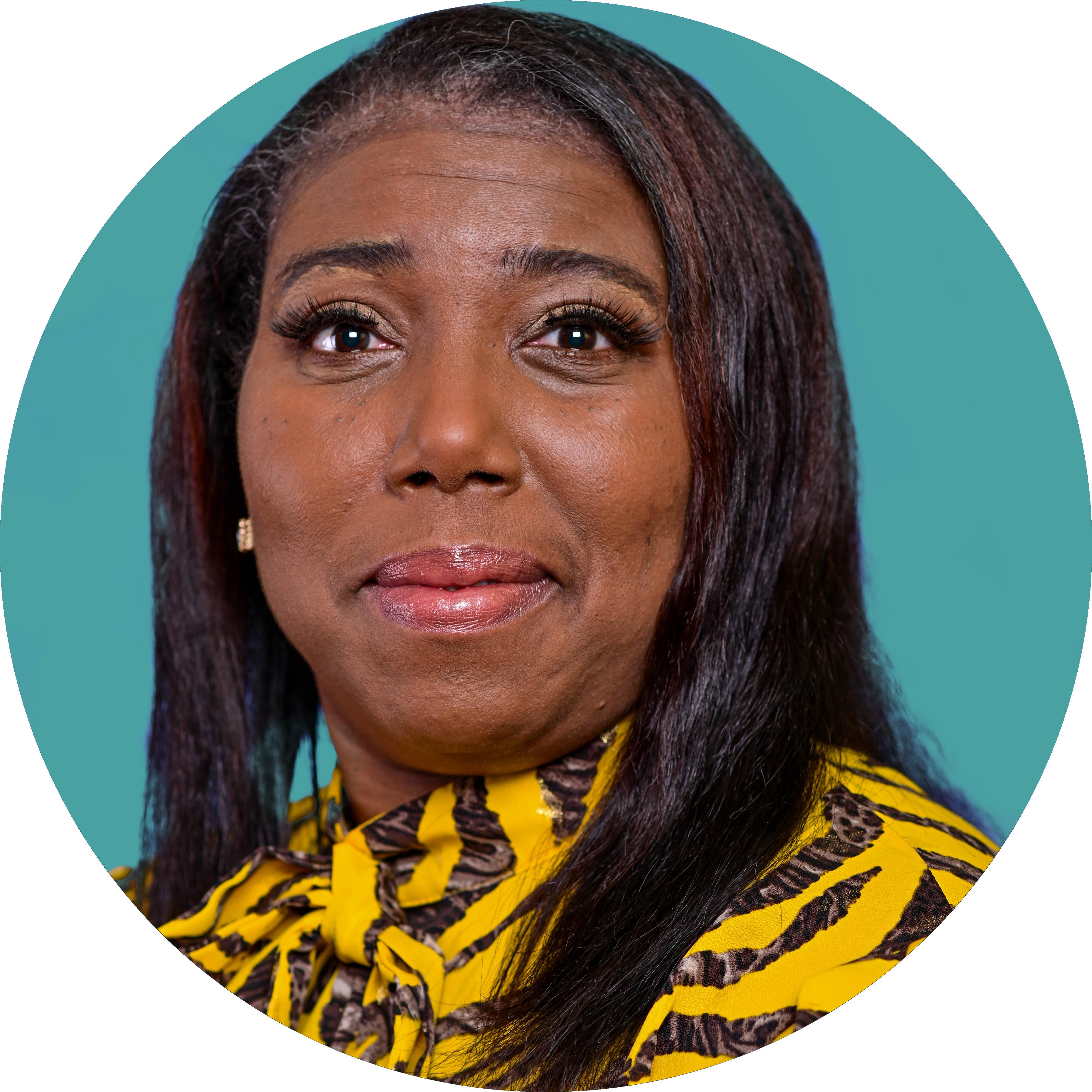 Pastor Iesha Bunting
